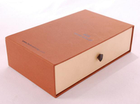 Drawer box/drawer box for cosmetic/recyclable drawer box/convenient drawer box supplier in EECA China